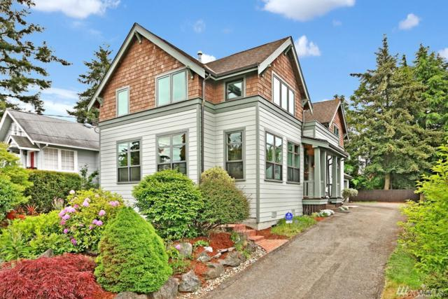 3951 SW Holden St, Seattle, WA 98136 (#1295320) :: Homes on the Sound