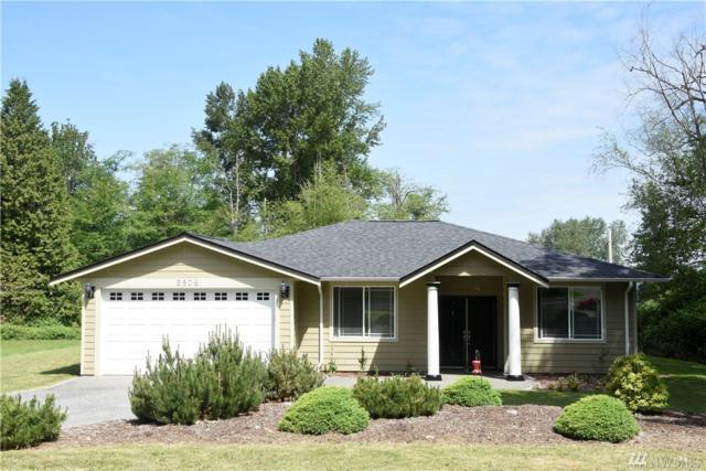 2806 W 99th St, Blaine, WA 98230 (#1295338) :: Morris Real Estate Group