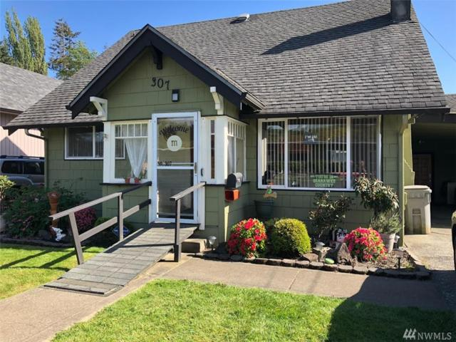 307 W King St, Aberdeen, WA 98520 (#1295521) :: Better Homes and Gardens Real Estate McKenzie Group