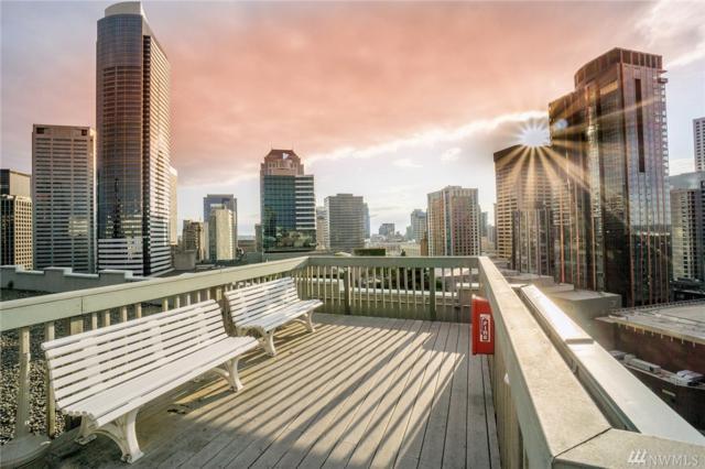 1400 Hubbell Place #515, Seattle, WA 98101 (#1296331) :: Ben Kinney Real Estate Team