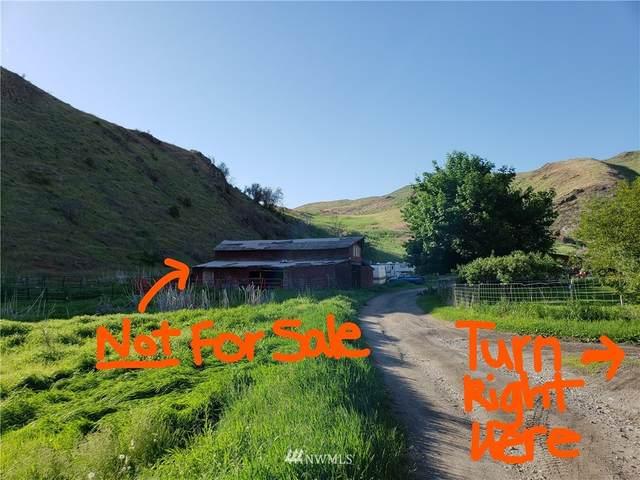 0 Evan's Lake Road, Riverside, WA 98449 (#1296848) :: Ben Kinney Real Estate Team