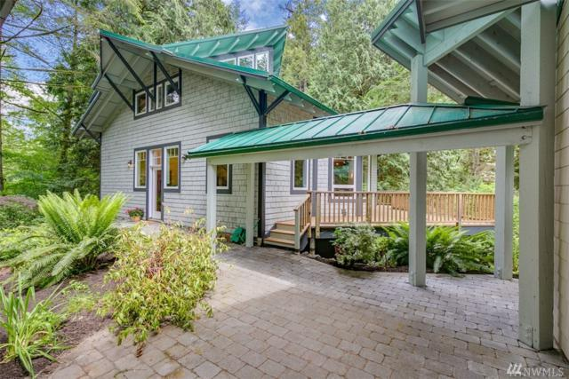 6950 Fletcher Bay Rd NE, Bainbridge Island, WA 98110 (#1297114) :: Real Estate Solutions Group