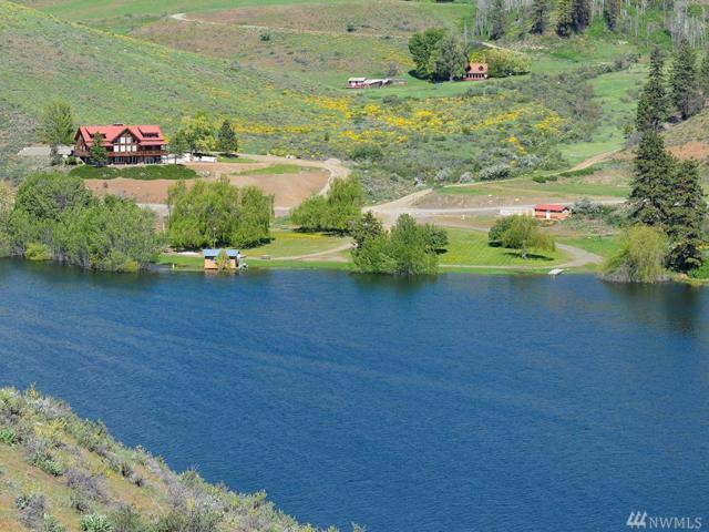 111-& 121 Davis Lake Rd, Winthrop, WA 98862 (#1299033) :: Homes on the Sound