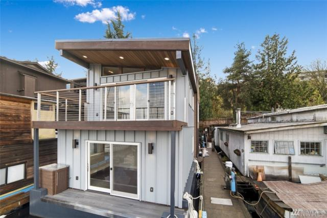 2540 Westlake Ave N #5, Seattle, WA 98109 (#1299577) :: Real Estate Solutions Group