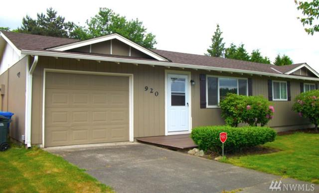 920 22nd St NW, Puyallup, WA 98371 (#1300057) :: Real Estate Solutions Group