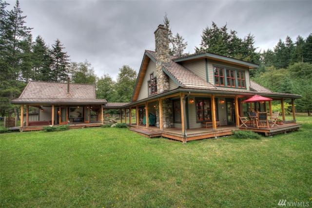 1530 Obstruction Pass Rd, Orcas Island, WA 98279 (#1302149) :: Real Estate Solutions Group