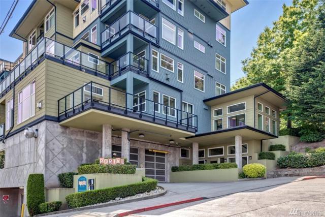 655 Crockett St B207, Seattle, WA 98109 (#1302909) :: Homes on the Sound