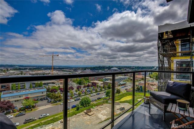 1501 Tacoma Ave S #518, Tacoma, WA 98402 (#1303108) :: Real Estate Solutions Group