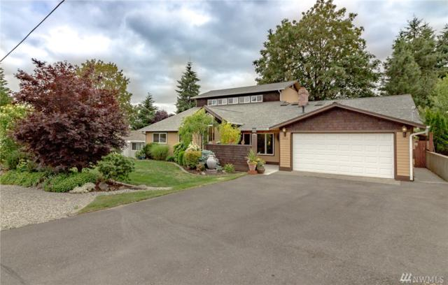 9626 S 206th Place, Kent, WA 98031 (#1303290) :: Homes on the Sound