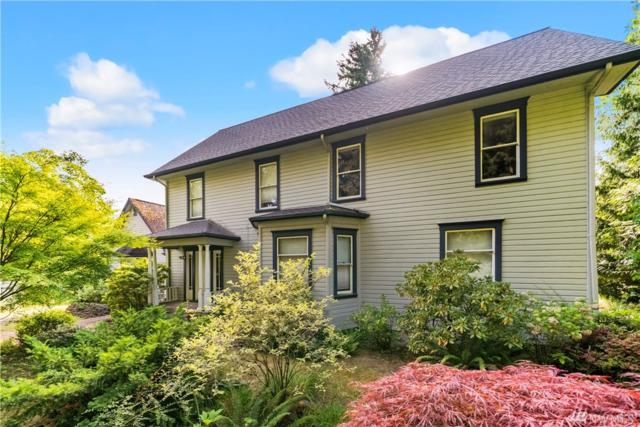 2205 Columbia St SW, Olympia, WA 98501 (#1304361) :: Homes on the Sound