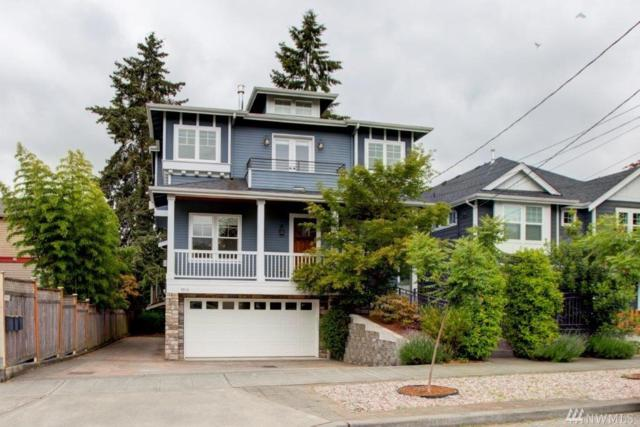 5513 43rd Ave NE, Seattle, WA 98105 (#1304604) :: Real Estate Solutions Group