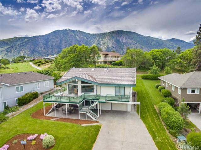 105 Chelan View Dr, Manson, WA 98831 (#1305265) :: Real Estate Solutions Group