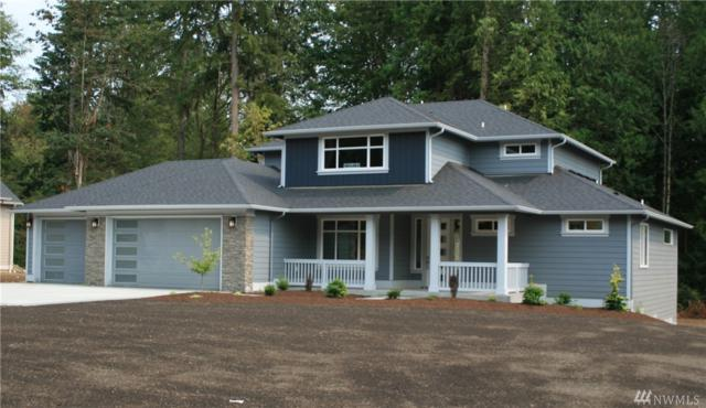 11711 176th Ave SE Lot 9, Snohomish, WA 98290 (#1305996) :: Homes on the Sound