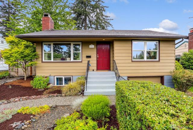 4011 48th Ave SW, Seattle, WA 98116 (#1306018) :: Homes on the Sound