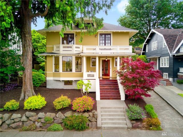811 35th Ave, Seattle, WA 98122 (#1307926) :: Tribeca NW Real Estate