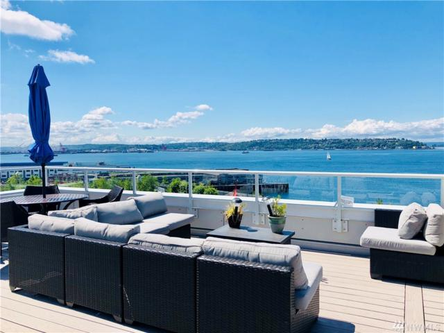 3028 Western Ave #402, Seattle, WA 98121 (#1309795) :: Homes on the Sound