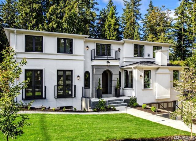 2213 92nd Ave NE, Clyde Hill, WA 98004 (#1310080) :: McAuley Real Estate