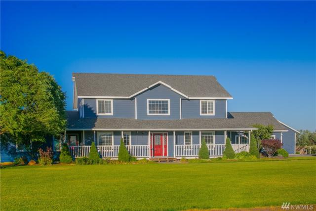 12925 Road B.7 Nw, Ephrata, WA 98823 (#1310302) :: Crutcher Dennis - My Puget Sound Homes