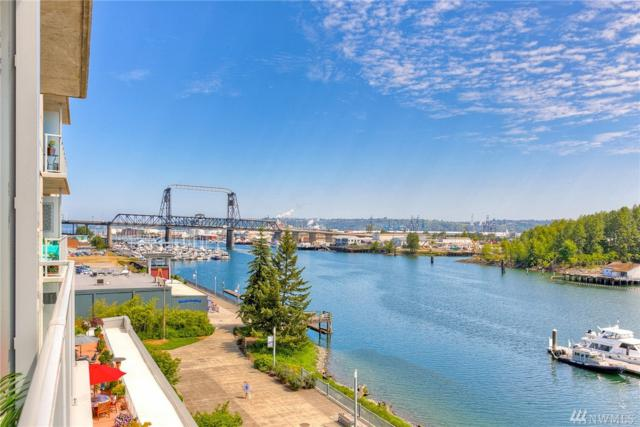 1515 Dock St #517, Tacoma, WA 98402 (#1313276) :: Real Estate Solutions Group