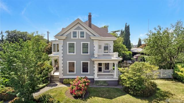 2801 Broadway E, Seattle, WA 98102 (#1314150) :: Real Estate Solutions Group