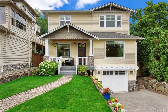 4135 SW Rose St, Seattle, WA 98136 (#1315114) :: Real Estate Solutions Group