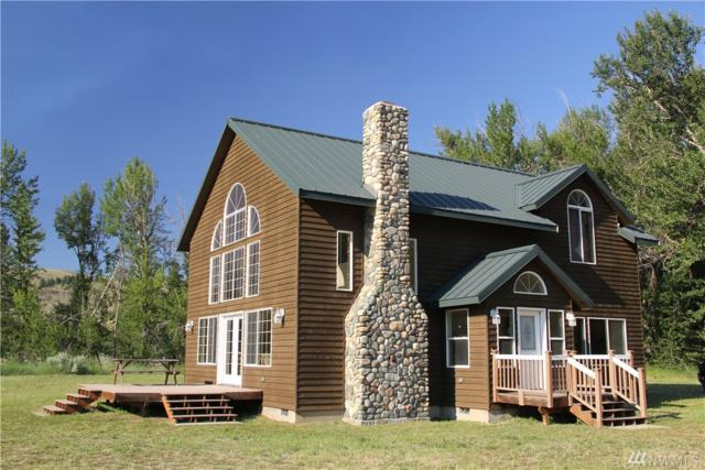 36 Beaver Pond Rd, Twisp, WA 98856 (#1320167) :: Homes on the Sound