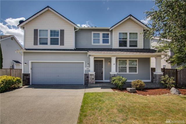 1401 Riddell Ave NE, Orting, WA 98360 (#1322811) :: Keller Williams Realty Greater Seattle