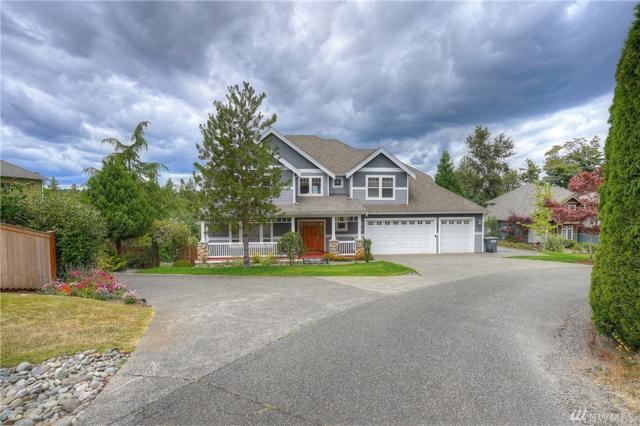 4509 74th Av Ct NW, Gig Harbor, WA 98335 (#1322916) :: Homes on the Sound