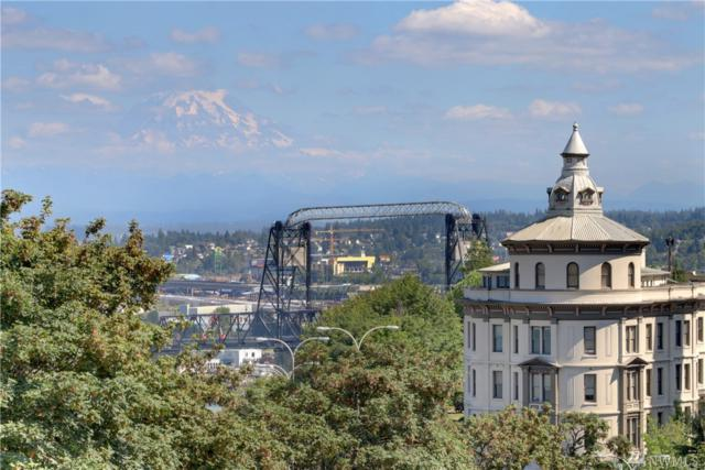 525 Broadway #203, Tacoma, WA 98402 (#1324692) :: Homes on the Sound