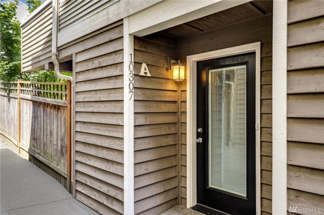 10307 Midvale Ave N A, Seattle, WA 98133 (#1326236) :: Homes on the Sound