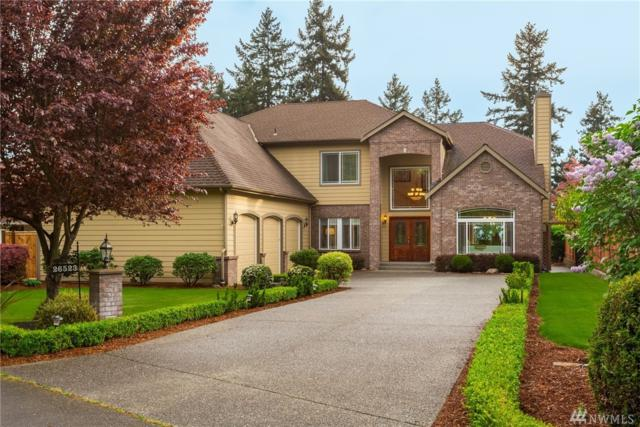 26523 97th Ave S, Kent, WA 98030 (#1331820) :: Homes on the Sound