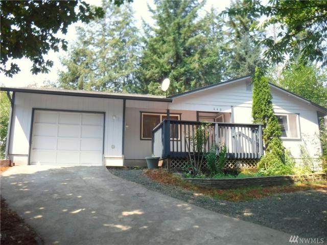 440 NE Barbara Blvd, Belfair, WA 98528 (#1333970) :: Real Estate Solutions Group