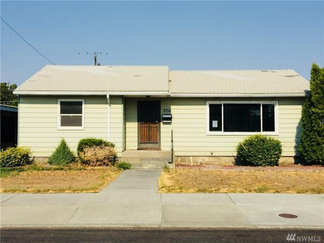 826 S Juniper Dr, Moses Lake, WA 98837 (#1334799) :: Homes on the Sound