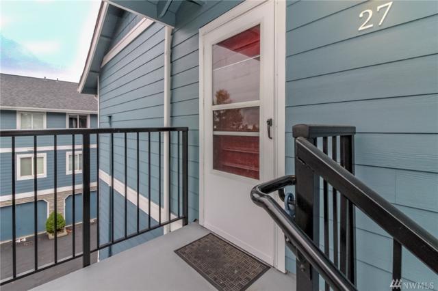 12516 SE 32nd St #27, Bellevue, WA 98005 (#1335509) :: Real Estate Solutions Group