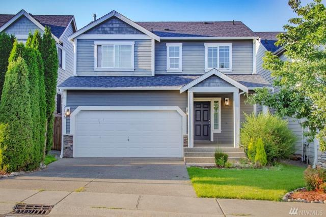 2105 199th St E, Spanaway, WA 98387 (#1336670) :: Homes on the Sound
