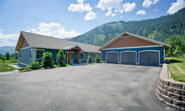12622 Ranger Rd, Leavenworth, WA 98826 (#1338887) :: KW North Seattle