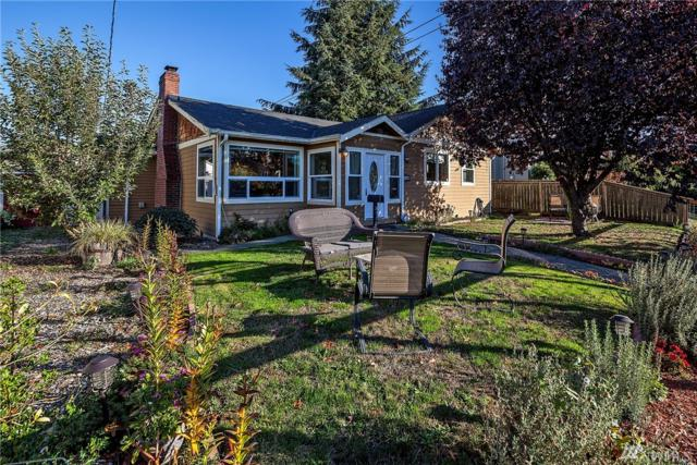 8310 Earl Ave NW, Seattle, WA 98117 (#1339729) :: Real Estate Solutions Group