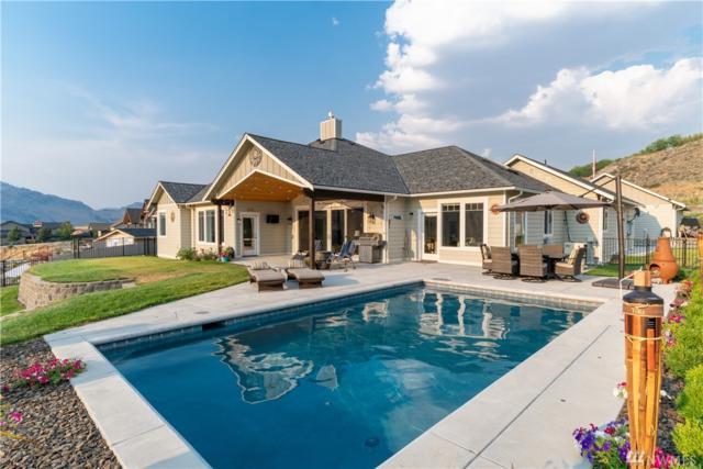19 S Shore Dr, Orondo, WA 98843 (#1339835) :: Homes on the Sound