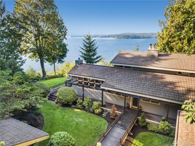 11869 Sunset Ave NE, Bainbridge Island, WA 98110 (#1341555) :: Homes on the Sound
