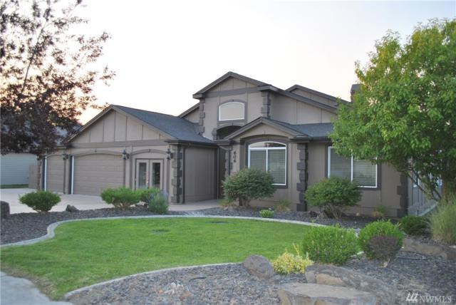 606 S Lupine Dr, Moses Lake, WA 98837 (#1341586) :: Beach & Blvd Real Estate Group