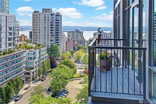 2720 3rd Ave #1009, Seattle, WA 98121 (#1343646) :: Brandon Nelson Partners