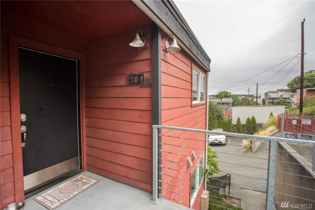 3420 15th Ave W #301, Seattle, WA 98119 (#1344853) :: The DiBello Real Estate Group