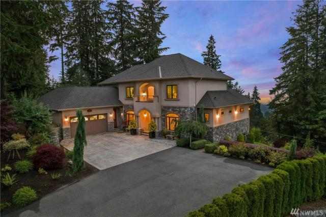 17473 SE Cougar Mountain Dr, Bellevue, WA 98006 (#1346710) :: Homes on the Sound