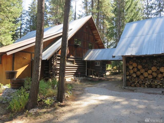 2263 Pine Tree Rd, Leavenworth, WA 98826 (#1349552) :: Homes on the Sound