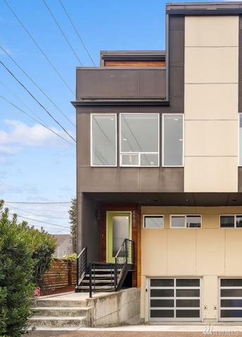 8501 10th Ave NW, Seattle, WA 98117 (#1350073) :: Homes on the Sound