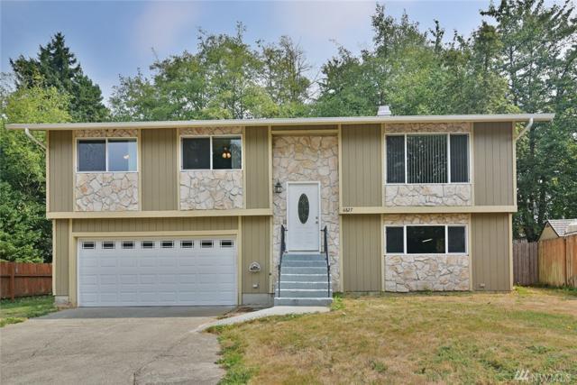 6827 Helena Dr NE, Bremerton, WA 98311 (#1350437) :: Homes on the Sound
