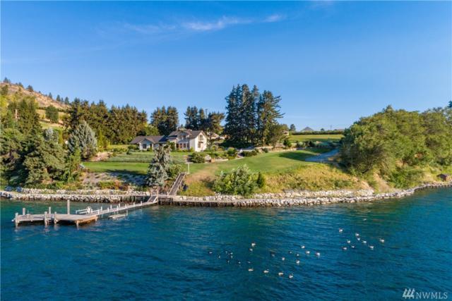 1415 Greens Landing Rd, Manson, WA 98831 (#1350654) :: Homes on the Sound