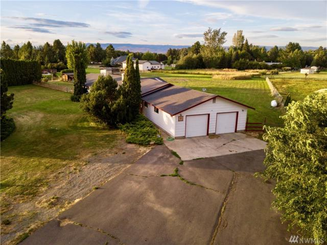 1903 S Mt. Daniels Dr, Ellensburg, WA 98926 (#1351073) :: Homes on the Sound