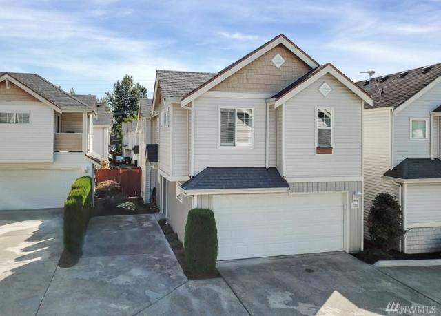 12336 SE 310th Lane #61, Auburn, WA 98092 (#1351860) :: Homes on the Sound