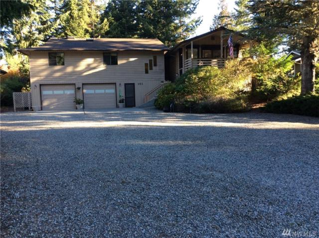 151 Horizon View Dr, Sequim, WA 98382 (#1352301) :: Kimberly Gartland Group